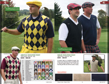 Golfknickers product Catalog